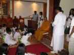 Dhamma School Prize Awarding Ceremony - 20 Sept. 2009