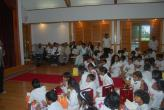 Dhamma School Prize and Certificate Awarding Ceremony - 23 September 2012. <br>Courtesy: Pumali Jayasinghe